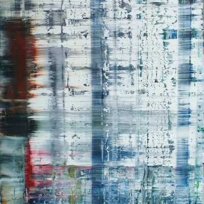 "Coast, Oil on Canvas, 48x56"", 2014 ($1000)"