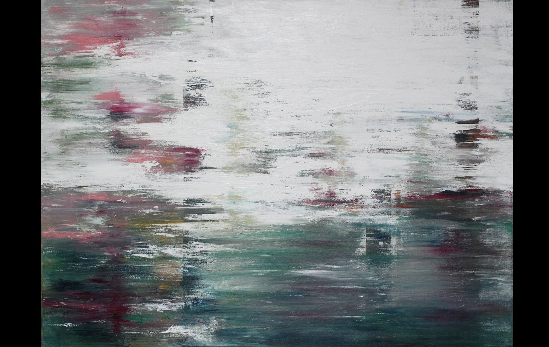 Marriage, 2011, Oil on Canvas, 36 x 48